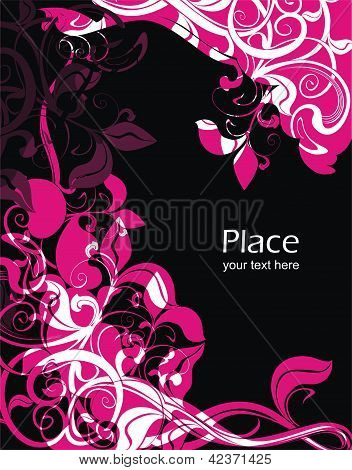 abstrct background for layout design