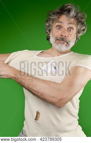 European Mature Man With Lot Of Money Got Stuck In Serious Problems