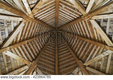 Wooden architectural in Maramures County, Romania, Europ[e