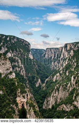 Lazar's Canyon / Lazarev Kanjon The Deepest And Longest Canyon In Eastern Serbia