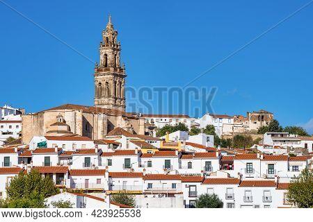 Church Of Santa Catalina, Parroquia De Santa Catalina At Jerez De Los Caballeros, Badajoz, Extremadu
