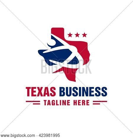 Business Development Logo Design In Texas Or Brand