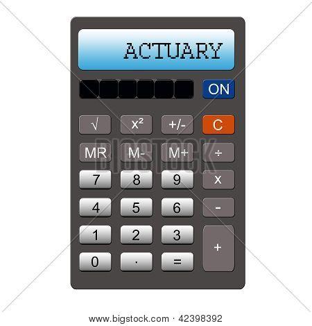 Actuary Calculator