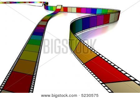 Two Colored Films