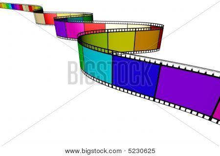 einzigen Film-Streifen