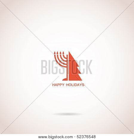 happy Hanukkah and happy holidays
