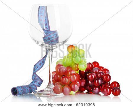 Caloric alcoholic beverages