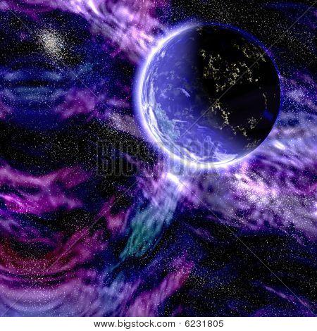 Galaxy Planet