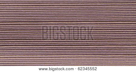 Violet Horizontal Strings And Yellow Base