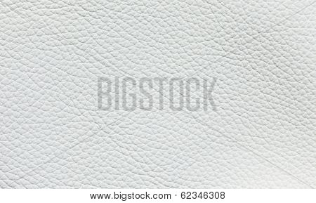 White Artificial Furniture Leather