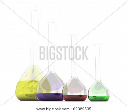 Chemicals In Capsules