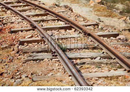 The Old Narrow-gauge Railway