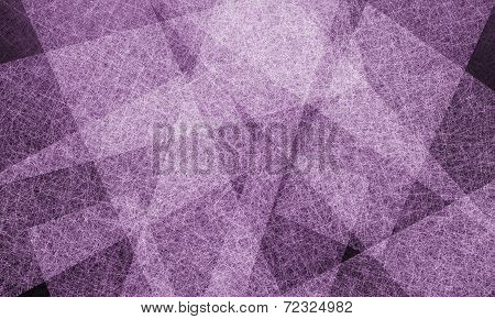 abstract purple background with white rectangle layers