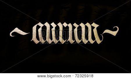 Aurum - gold