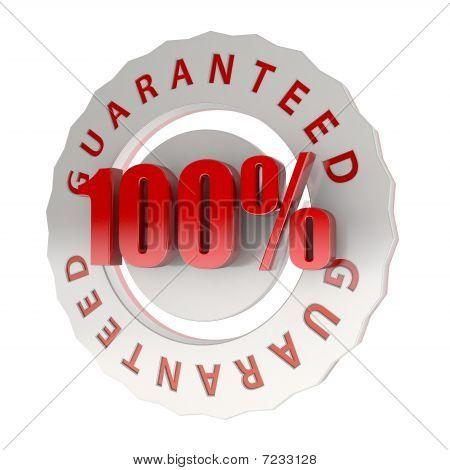 100% Guaranteed