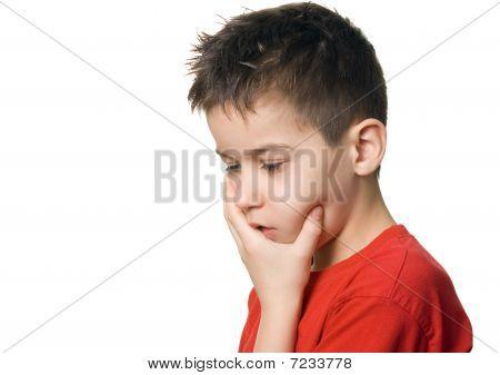 Boy In Pain