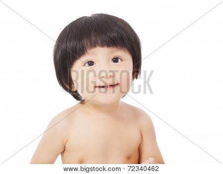 Happy aisan Baby