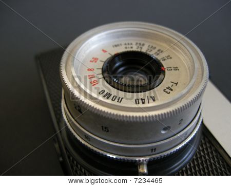 Old Fashion Film Camera