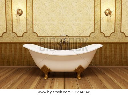 Beautiful Retro Bathroom