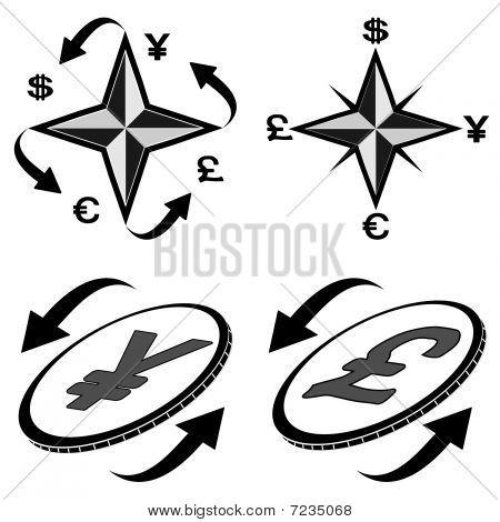 Icons Of Financial Symbols (2).eps
