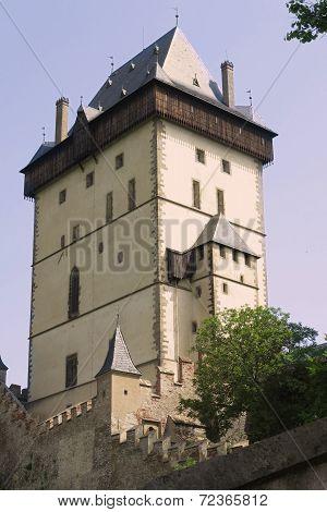 Big Tower - Karlstejn Castle