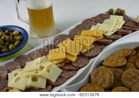Beef Cheese And Microbrew