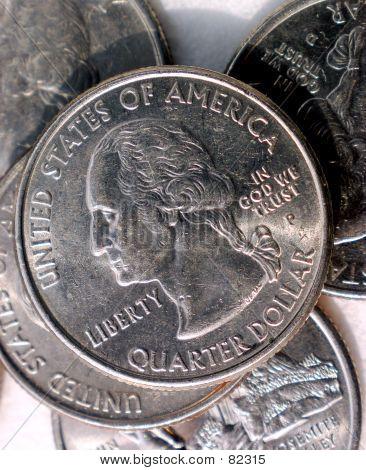 Viertel Dollar