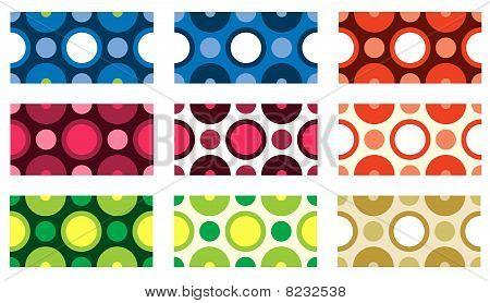 Retro Background Patterns