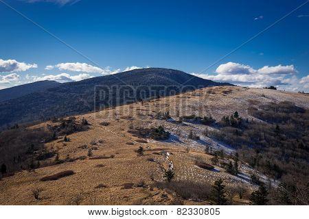 Roan Mountain Winter Hike