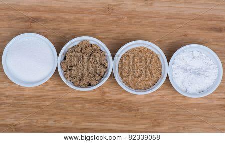 Four Sugars