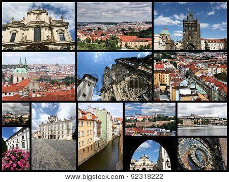 Prague Landmarks