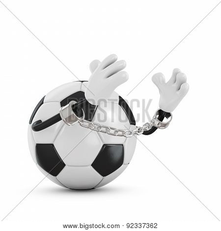 Ball In Handcuffs