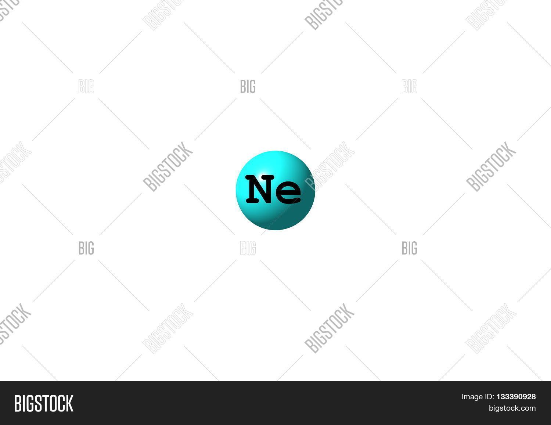Neon chemical element symbol ne image photo bigstock neon is a chemical element with symbol ne and atomic number 10 it is in buycottarizona Images