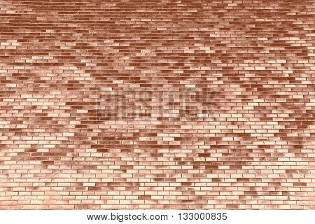 Background of old vintage brick wall .