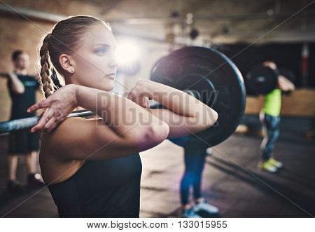Strengthening With Weights