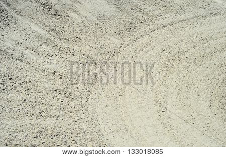 Sand Texture. Sand background, close up  pattern