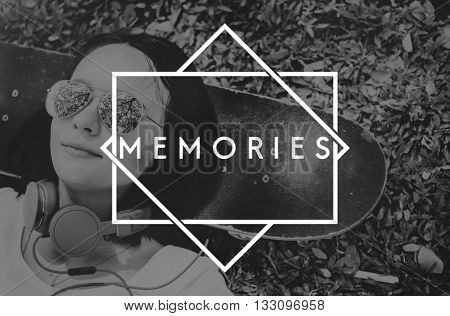 Memories Data Information Mind Remember Concept