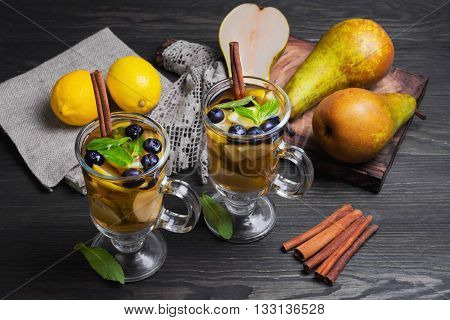 Two Pears Cocktail