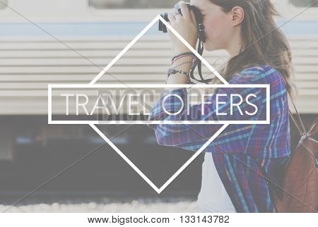 Travel Holiday Tour Destination Adventure Concept