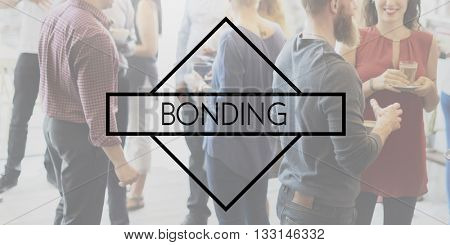 Bonding Friendship Relationship Togetherness Concept