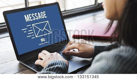 Message Communication Report Information Connection Concept