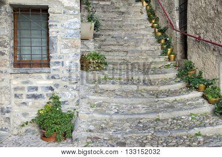 Varenna village, Como Lake, Italy, Europe