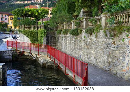 Varenna village, Como Lake, Italy, Europe