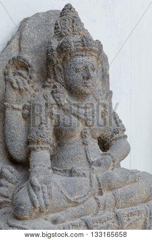 The Statue of Dewi Sri 12th - 14th century