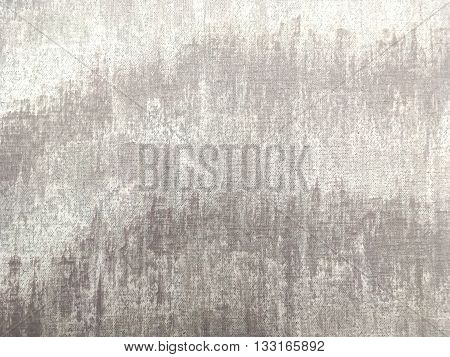 Abstract Gray Textured Hand Painted Background