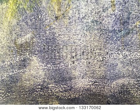 Abstract Hand Painted Grunge Colorful Textured Background