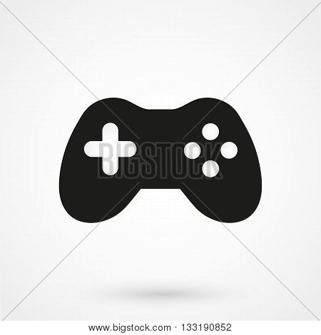 Game Icon In A Simple Style