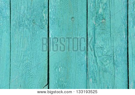 blue background, wood texture vintage worn effect old pale