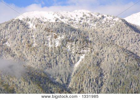 Mountains - Wintertime