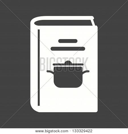 Kitchen, recipes, soup icon vector image. Can also be used for kitchen. Suitable for use on web apps, mobile apps and print media.